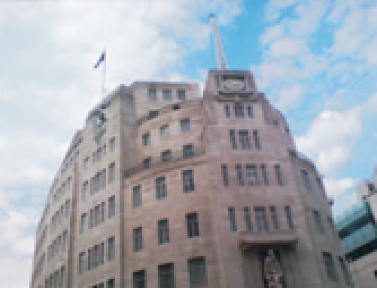 BBC Old Broadcasting House, London