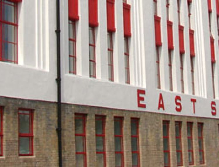 Highbury Square East Stand